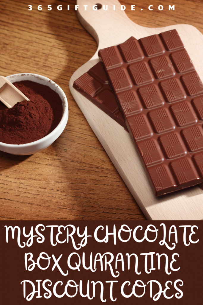 Mystery Chocolate Box Discount Codes