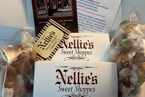 Nellie's Sweet Shoppe Chocolate Subscription Box