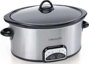 Programmable Smart Pot Slow Cooker