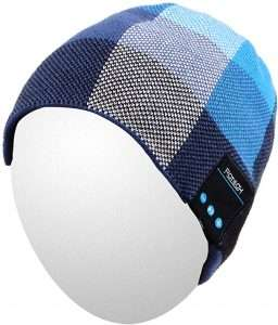 Qshell Bluetooth Beanie Washable Wireless Headphones Hat