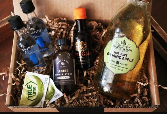 SaloonBox DIY Cocktail Kit