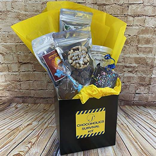 Speach's Chocoholic Survival Subscription Box