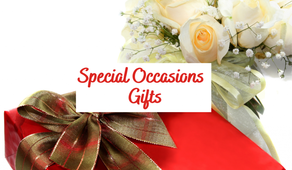 Special Occasions Gifts