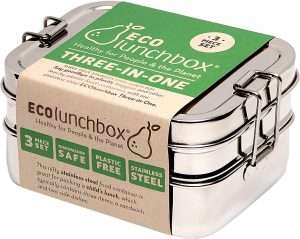 Three-in-One Classic Eco Lunchbox