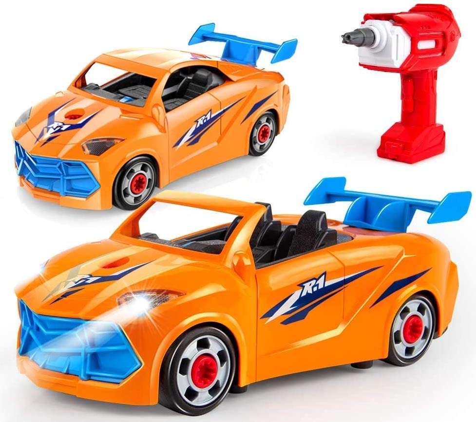 VATOS Take Apart Toy Racing Car
