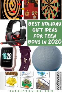 best Holiday Gift Ideas for Teen Boys in 2020