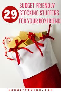 29 Budget-friendly Stocking Stuffers For Your Boyfriend