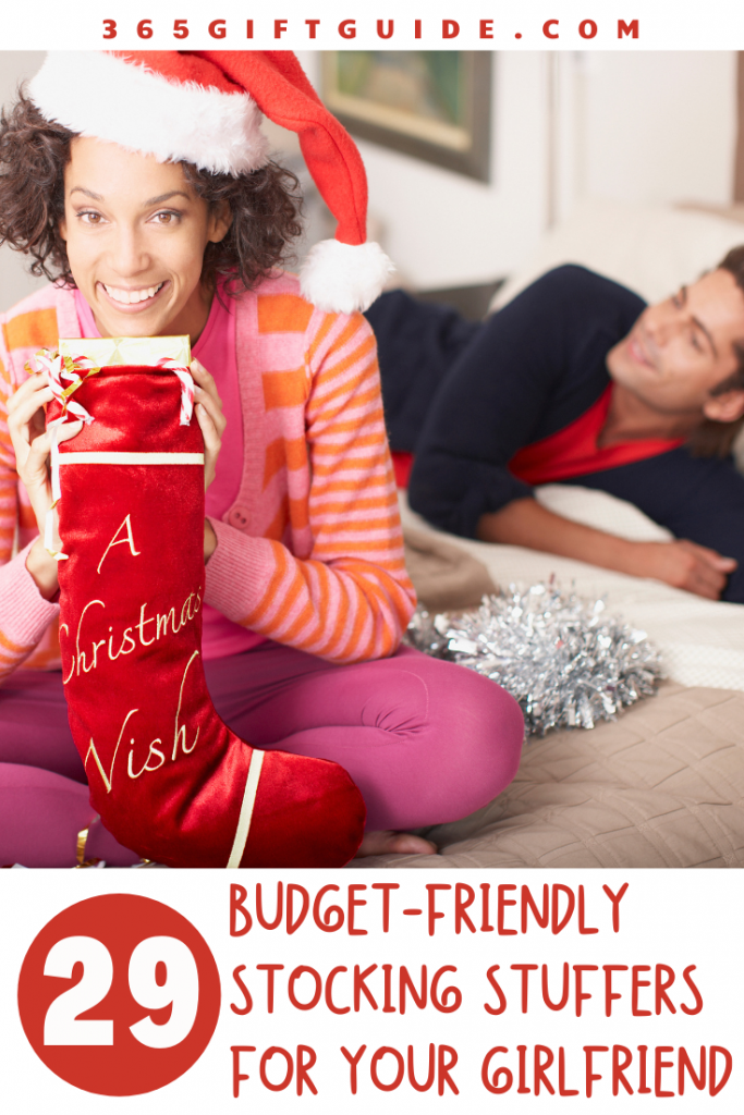 29 Budget-friendly Stocking Stuffers For Your Girlfriend