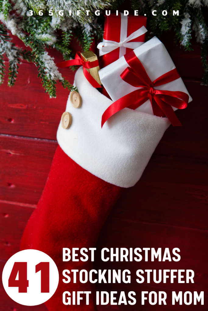 41 Best Christmas Stocking Stuffer Gifts For Mom