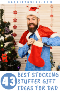 43 Best Christmas Stocking Stuffer Gift Ideas For Dad