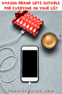 Amazon brand gifts suitable for everyone on your list