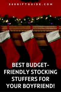 Best Budget-friendly Stocking Stuffers For Your Boyfriend