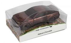 Chocolate Ford Mustang Shelby GT500