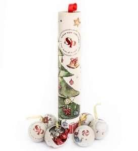 Chocolate Ornament Christmas Gift