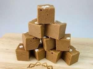 Coffee Flavoured Fudge Sweet Treats