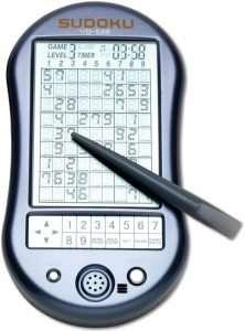 Deluxe Sudoku Handheld Game