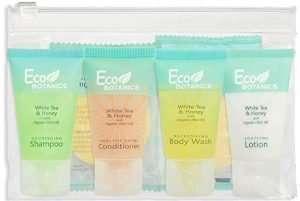 Eco Botanics White Tea & Honey All-In-Kit