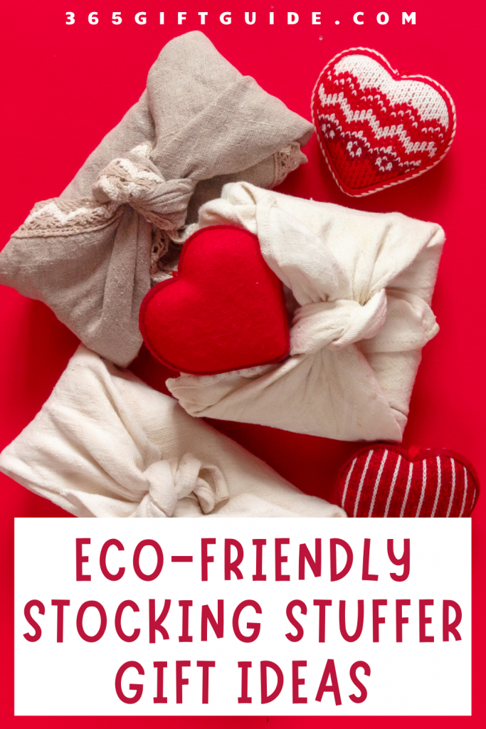 Eco-friendly Stocking Stuffers