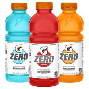 Gatorade G Zero Thirst Quencher