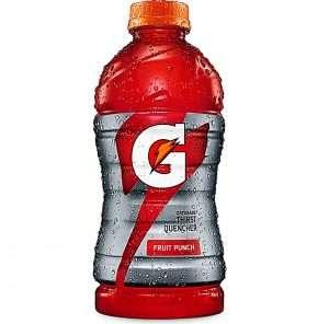 Gatorade Thirst Quencher, Fruit Punch