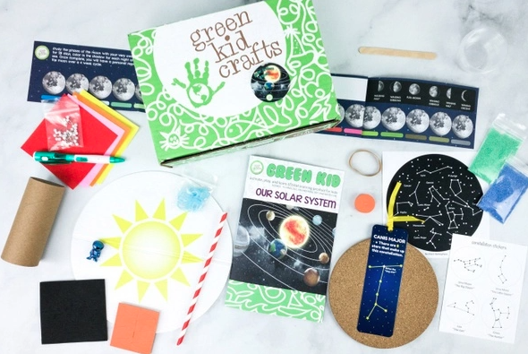 Green Kid Crafts Last minute gift for kids