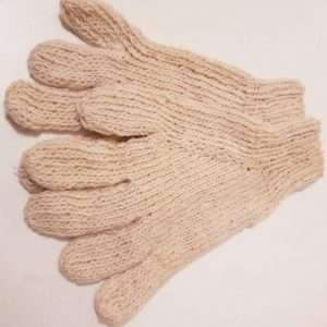 Hemp and Wool Gloves