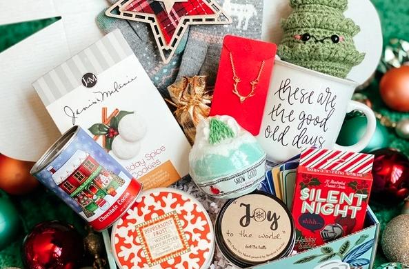 HopeBox - Care for Body, Heart, & Soul Last minute gift for her