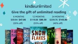 How to Give the Gift of Kindle Unlimited