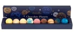 Martins Chocolatier Luxury Chocolate Planets