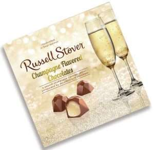Russell Stover Champagne Chocolates Stocking Stuffer