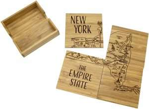 State Puzzle Coasters