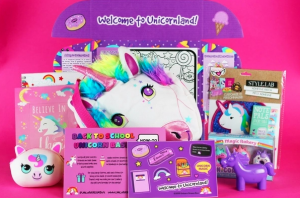 Unicorn Dream Box Last minute gift for kids