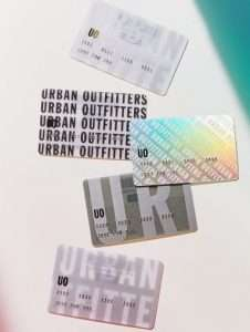 Urban Outfitters Gift Card