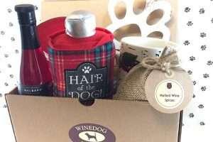 WINEDOG Box last minute gifts