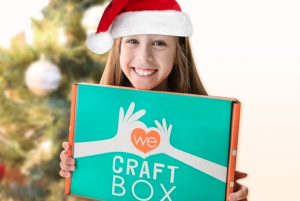 We Craft Box last minute gift for kids