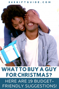What to buy a guy for Christmas? Here are 19 budget-friendly options