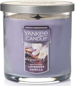 Yankee Candle Lavender Vanilla Tumbler Candle
