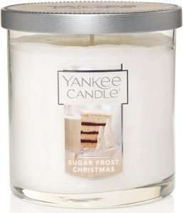 Yankee Candle Sugar Frost Tumbler Candle