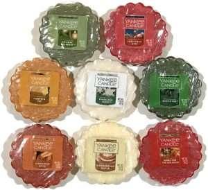 Yankee Candle Tarts Wax Melts Sampler Pack