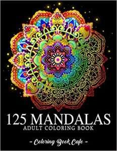 125 Mandalas for Stress Relief and Relaxation