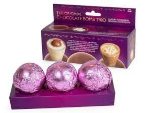 3 Pack Hot Chocolate Bomb