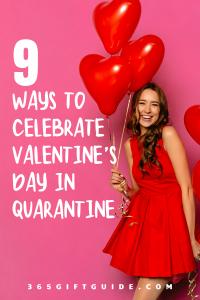 9 Ways to Celebrate Valentine's Day in Quarantine