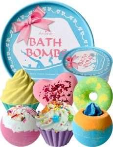 Aofmee Bath Bombs Gift Set