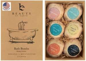 Beauty By Earth Bath Bombs Gift Set