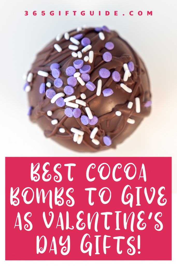 Best Cocoa Bombs to Give as Valentine's Day Gifts