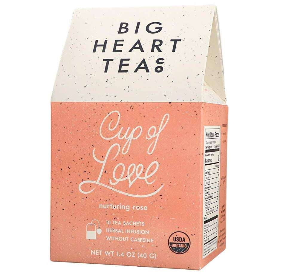 Big Heart Tea Co. Cup of Love