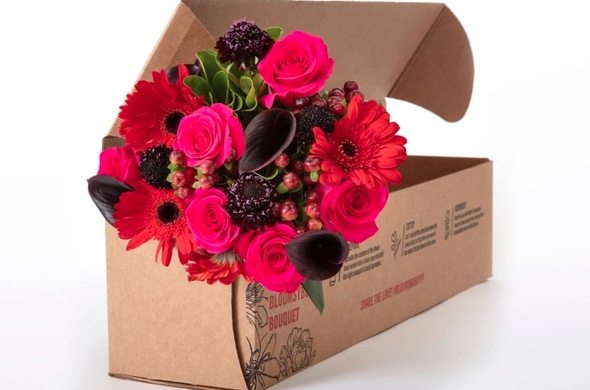 BloomsyBox Flower Subscription, Fresh Valentine's Day Flowers