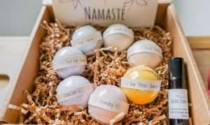 Chakra Balancing Bath Bombs Gift Set