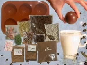 DIY Hot Chocolate Bomb Kit