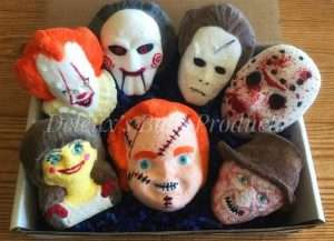 Horror Character Bath Bomb Box